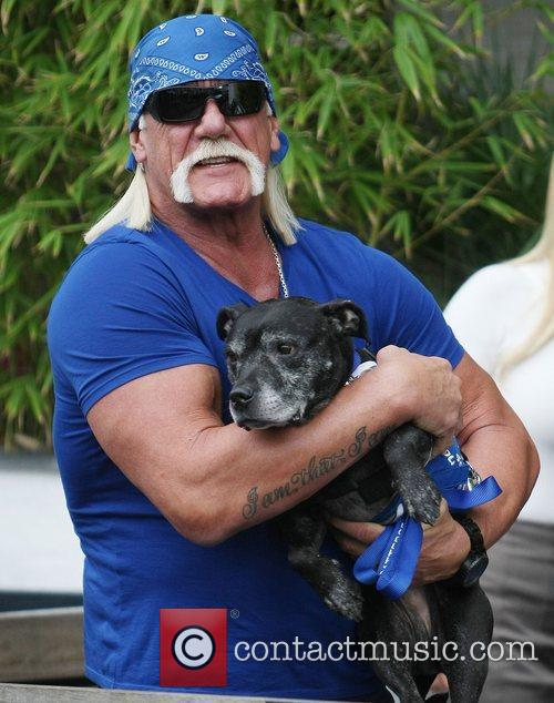 Hulk Hogan, Brooke Hogan and Itv Studios 6