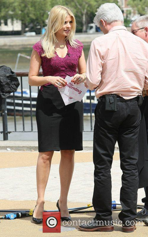Holly Willoughby, Phillip Schofield and Itv Studios 4
