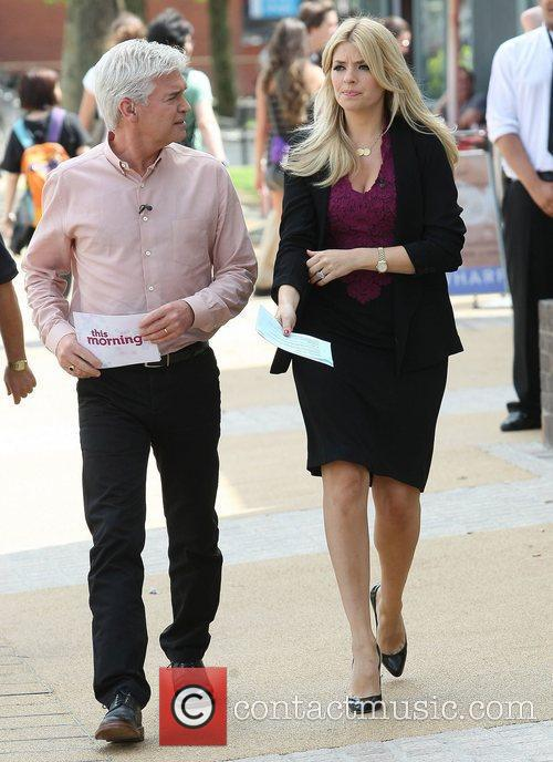 Holly Willoughby, Phillip Schofield and Itv Studios 5