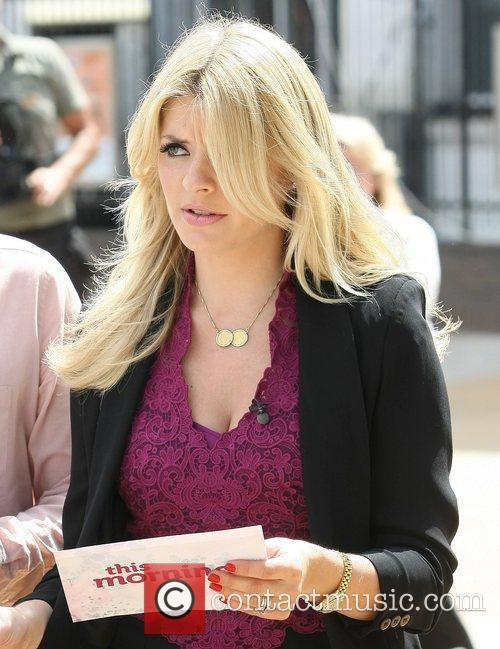 Holly Willoughby and ITV Studios 12