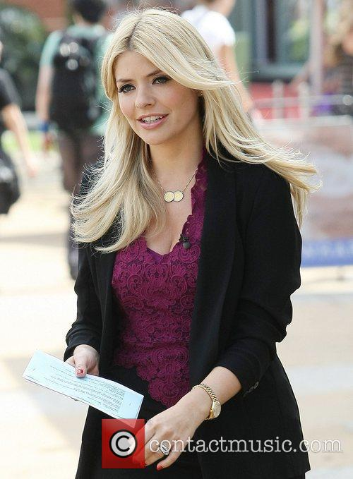 Holly Willoughby and ITV Studios 13