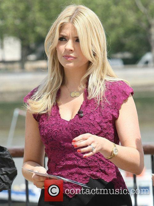 Holly Willoughby and ITV Studios 14