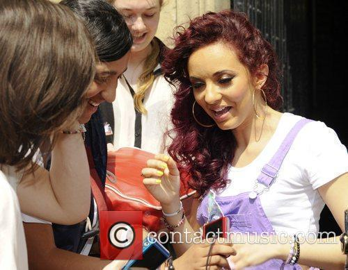 Jade Thirlwall of Little Mix at the ITV...