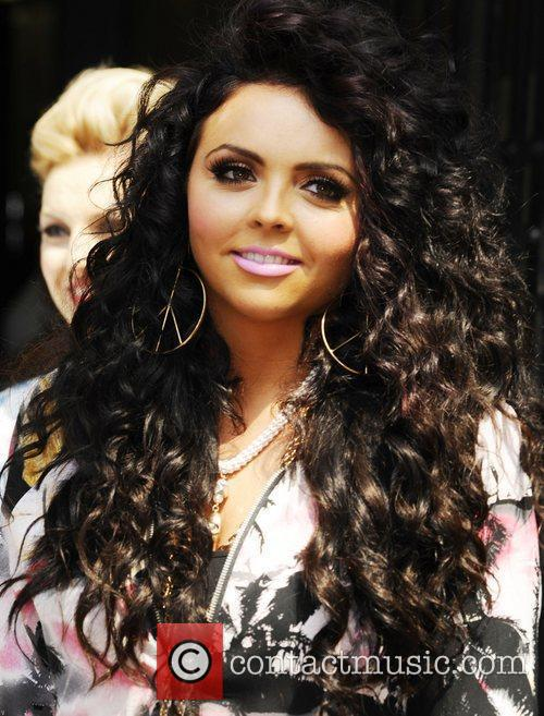 Jesy Nelson of Little Mix  at the...