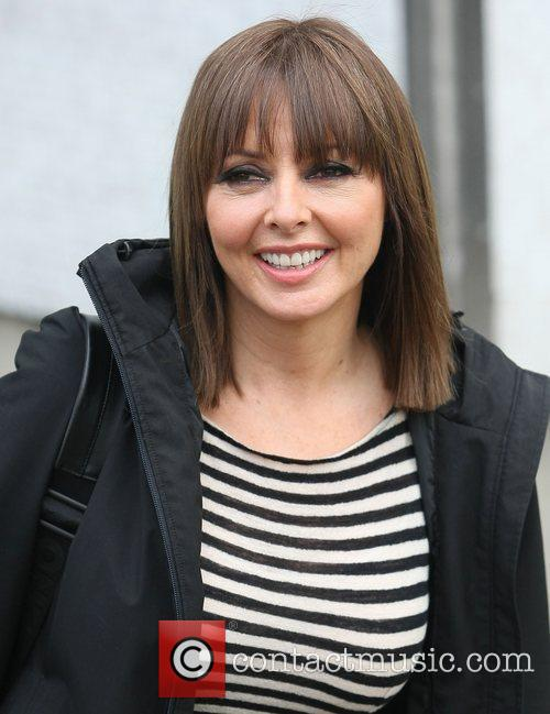 carol vorderman at the itv studios london 3756333
