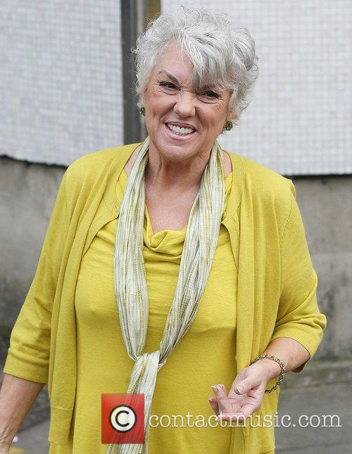 Tyne Daly and Itv Studios 4