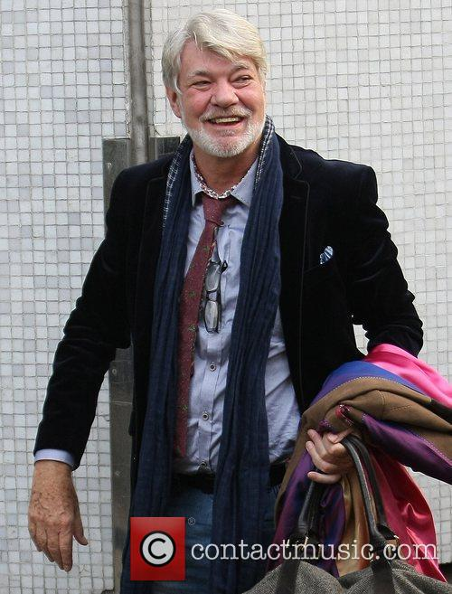 Matthew Kelly outside the ITV studios  London,...