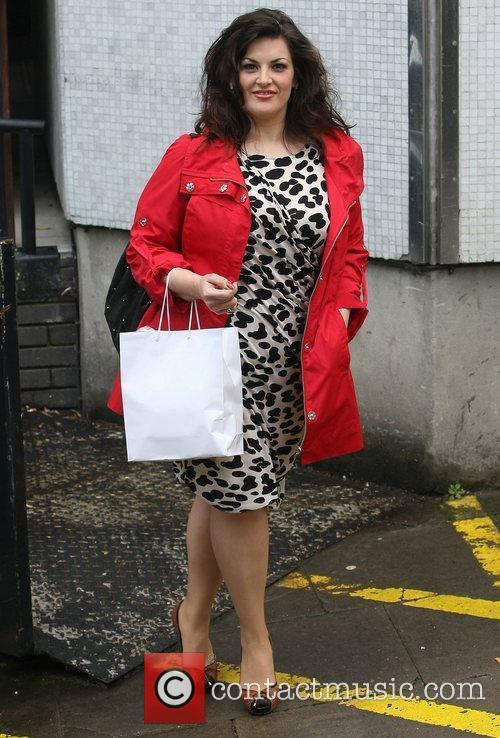 Jodie Prenger and Itv Studios 2