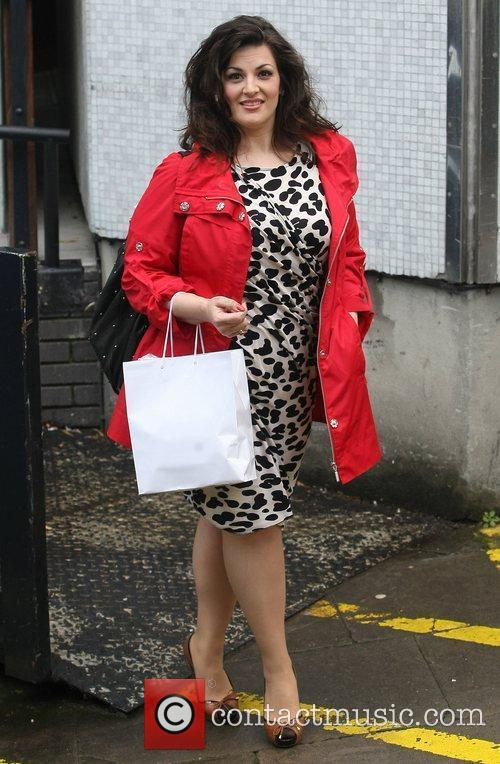 Jodie Prenger and Itv Studios 3