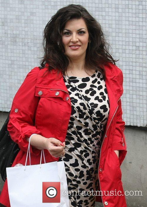 Jodie Prenger and Itv Studios 4
