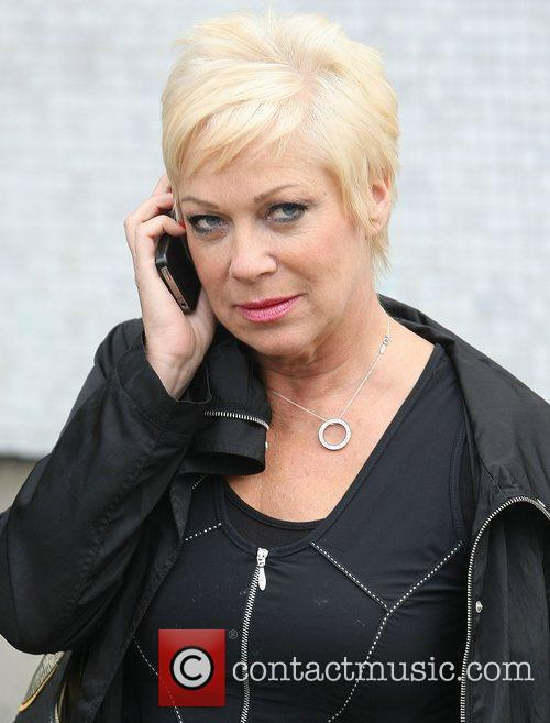 Denise Welch and Itv Studios 6