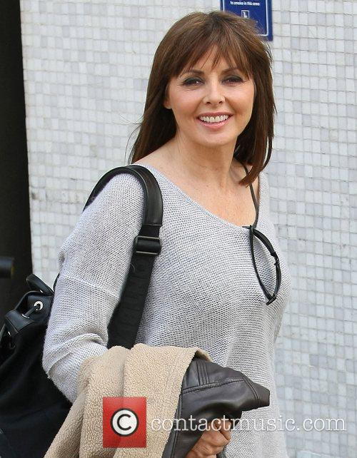 Carol Vorderman and Itv Studios 9