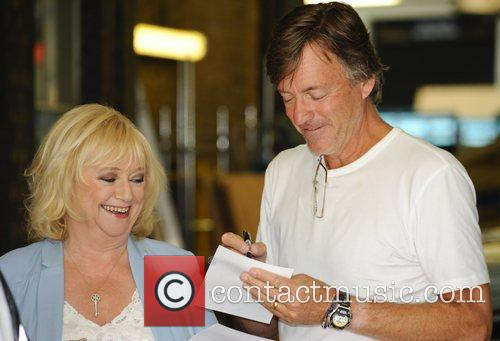 Judy Finnigan and Richard Madeley at the ITV...