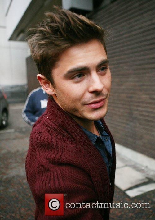 Zac Efron and Itv Studios 6
