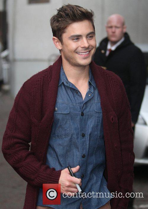 Zac Efron and Itv Studios 3