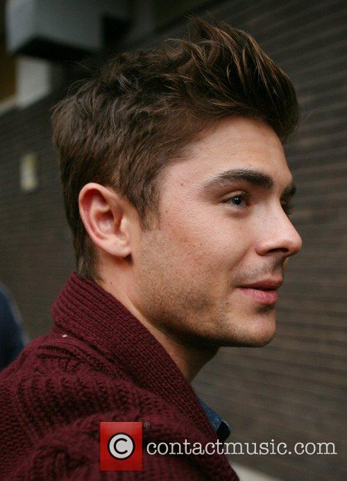 Zac Efron and Itv Studios 4