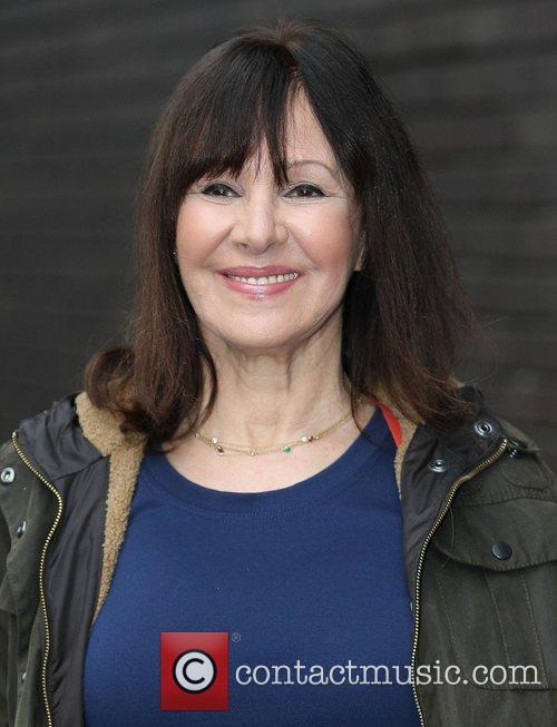 Arlene Phillips at the ITV studios London, England