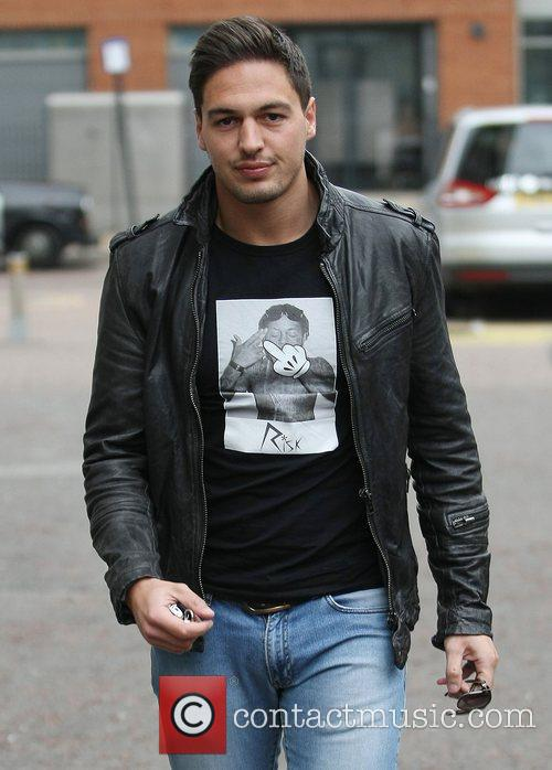 Mario Falcone from The Only Way is Essex...