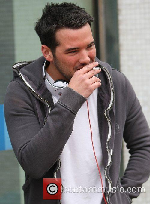 Ricky Rayment from The Only Way is Essex...