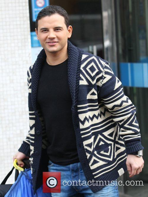 Ryan Thomas and Itv Studios 3