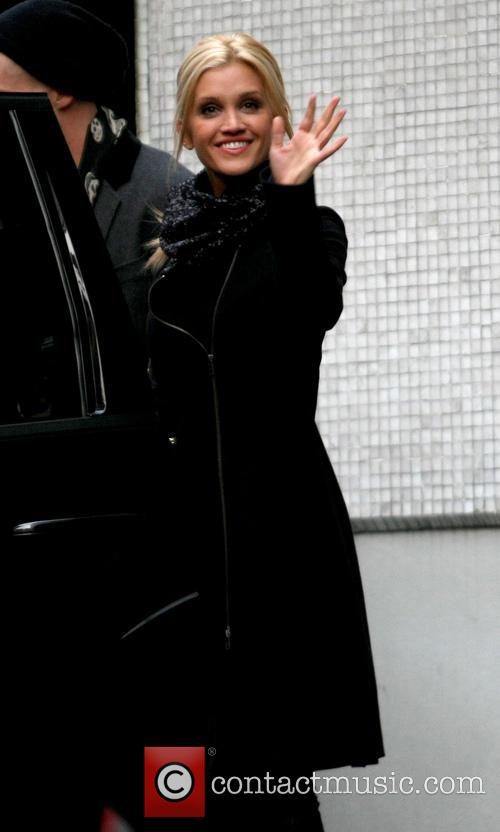 Celebrities at the ITV studios  Featuring: Ashley...