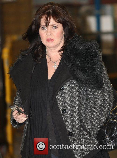 coleen nolan celebrities at the itv studios 5806237