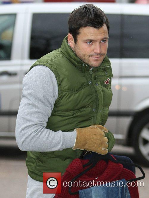 Mark Wright and Itv Studios 1