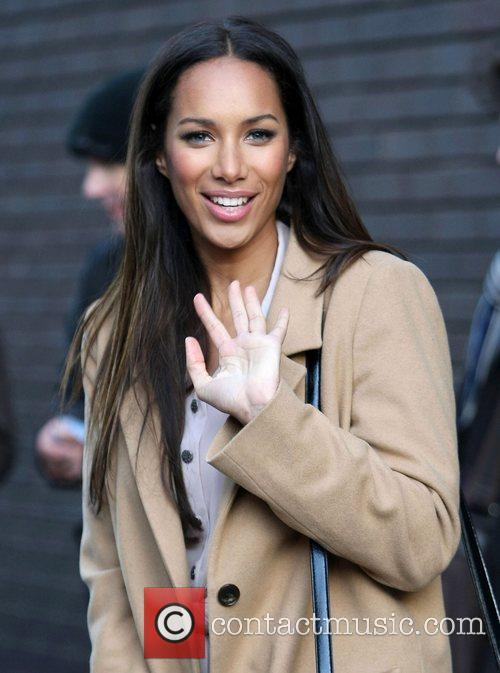 Leona Lewis at the ITV Studios London, England