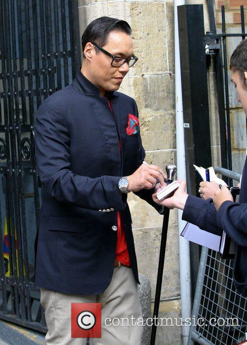 Gok Wan and Itv Studios 1