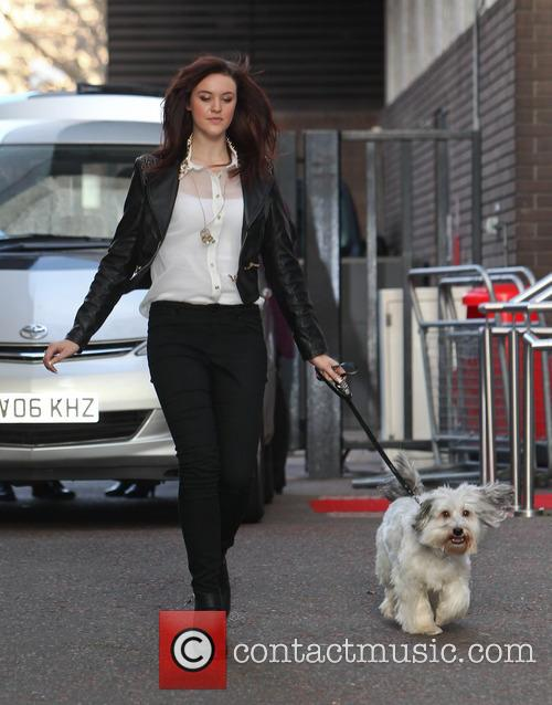 Ashley and Pudsey 1