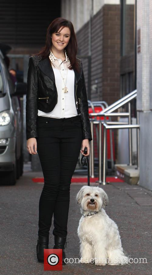 Ashley and Pudsey 4