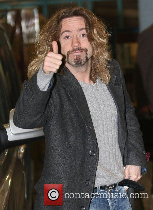 Justin Lee Collins and Itv Studios 2