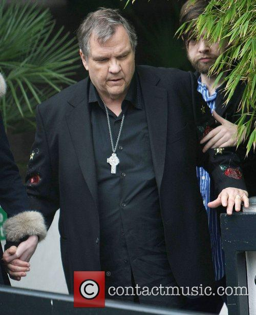 Meat Loaf and ITV Studios 2