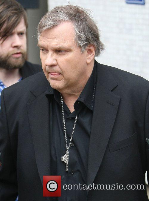 Meat Loaf and ITV Studios 3