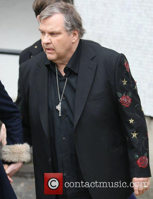 Meat Loaf and ITV Studios 4