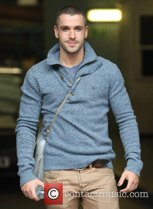 Shayne Ward and ITV Studios 1