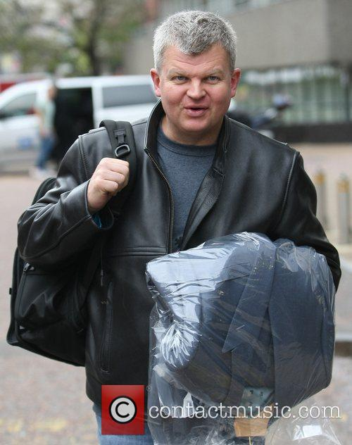 Adrian Chiles and Itv Studios 3