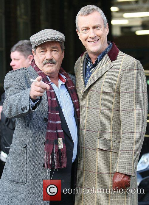 Stephen Tompkinson and Itv Studios 7