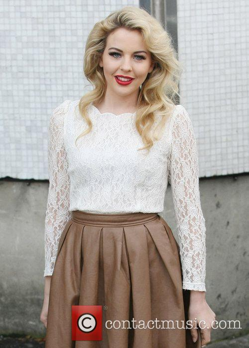 Lydia Bright at the ITV studios London, England
