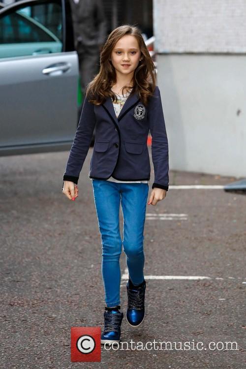 Isabelle Allen actress
