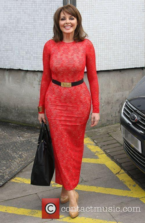 Carol Vorderman and Itv Studios 5
