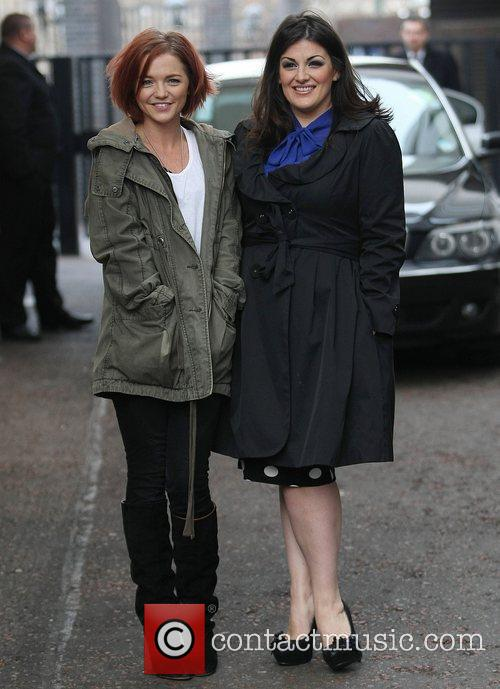 Hannah Spearritt, Jodie Prenger and Itv Studios 2