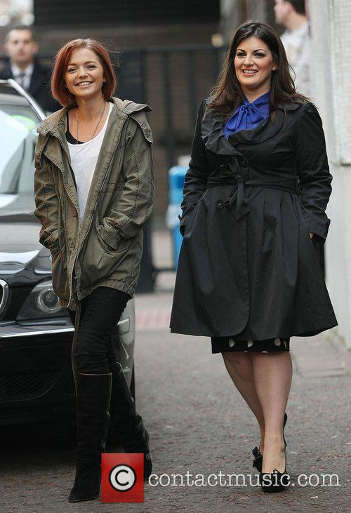 Hannah Spearritt, Jodie Prenger and Itv Studios 4