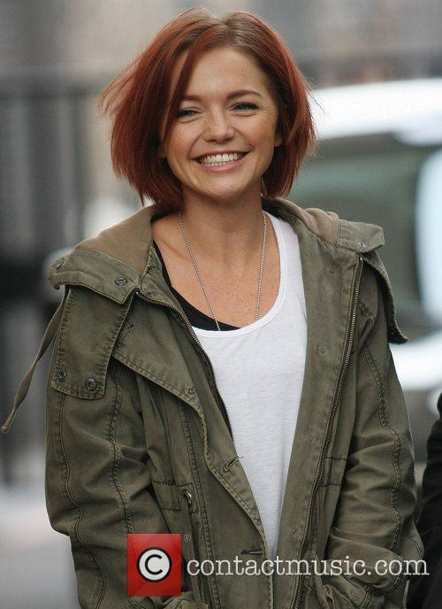 Hannah Spearritt and Itv Studios 5