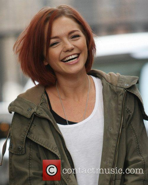 Hannah Spearritt and Itv Studios 8