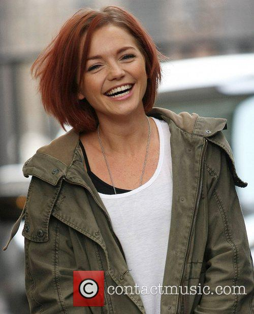 Hannah Spearritt and Itv Studios 9