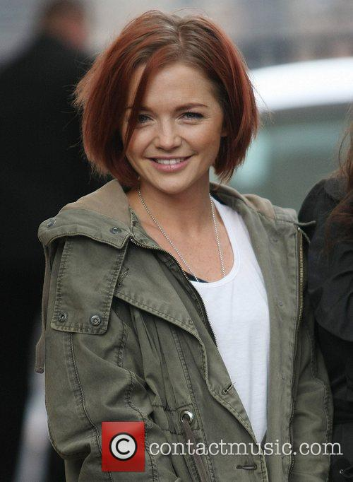 Hannah Spearritt and Itv Studios 10