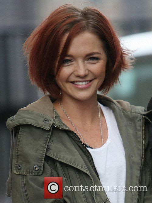 Hannah Spearritt and Itv Studios 1