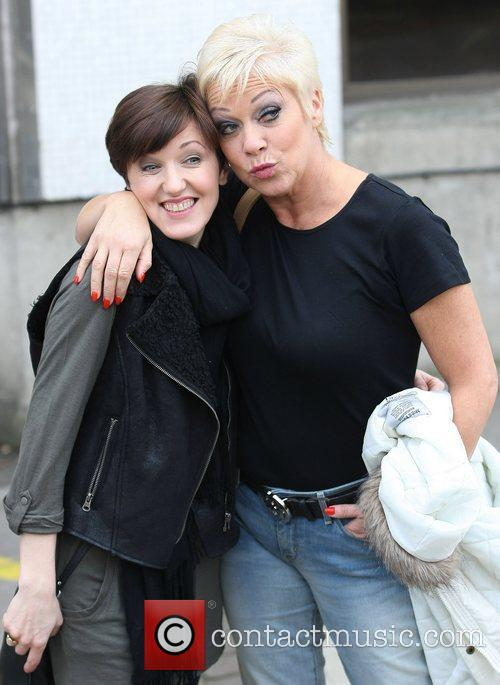 Denise Welch, Kacey Ainsworth and Itv Studios 2