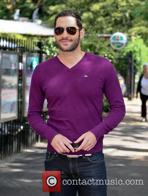 Tom Ellis and Itv Studios 1